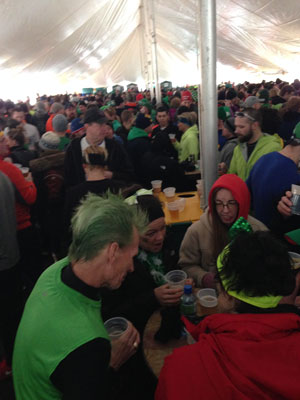 Shamrock Run Afterparty