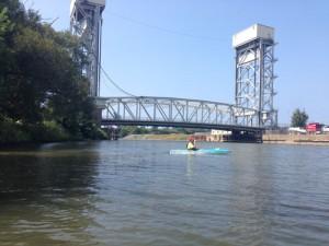 South Park Bridge over the Buffalo River