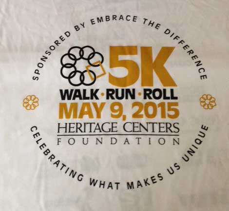 Heritage Centers Foundation 5K 2015