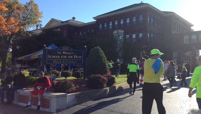 St. Mary's School for the Deaf 5K