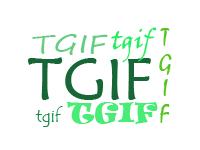 TGIF August 31