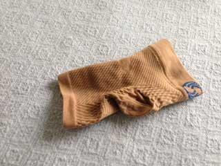 My Trusty Compression Sock