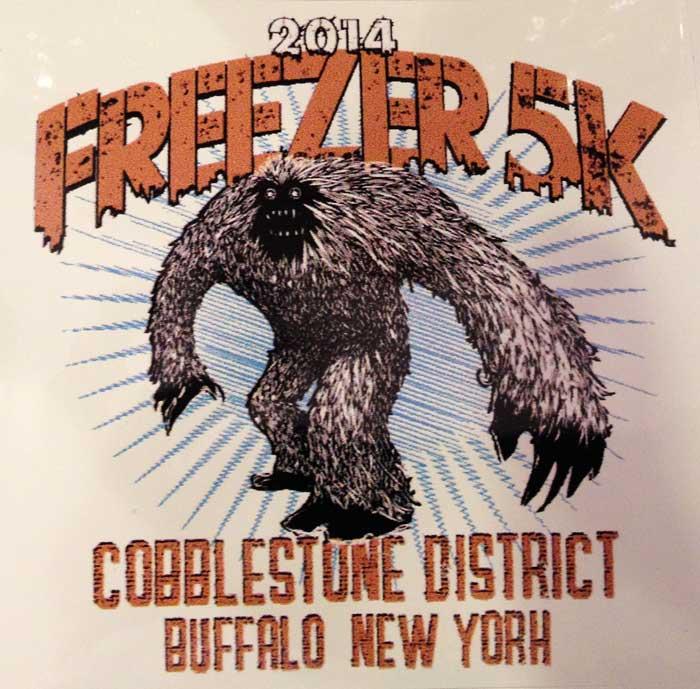 Buffalo Freezer 5K