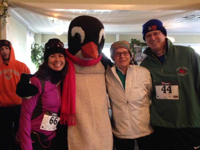 Penguin Run 2015