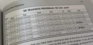 Training Update 17 May 2015